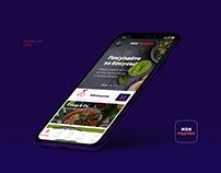 My Markets iPhone app (2019)