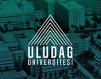 Uludağ Üniversitesi - Logo & Identity Project