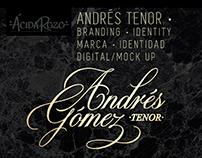 Andrés Tenor