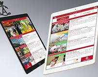 Michels Corp iPad Training & Compliance App