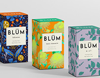 BLUM packaging