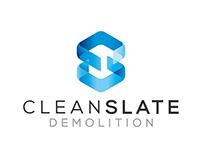 Clean Slate Demolition brand