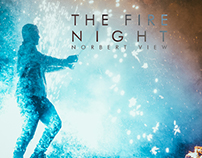 The fire night