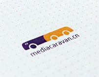 Media Caravan Branding