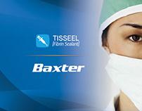 Tisseel [Fibren Sealant] App on Behance