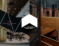 Website for Estonian Architecture Awards