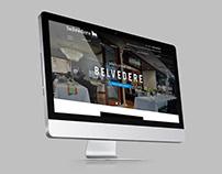 Belvedere Website Design