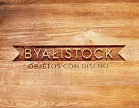 Byalistock. Objetos con diseño