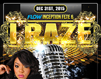 Flow Inception Fete 6 I-Raze