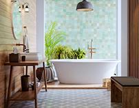 Bathroom - Archviz