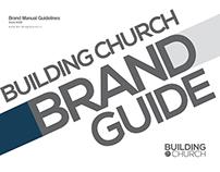Building Church Brand Guide / Branding Refresh