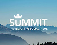 Summit: The Responsive Social VOD Theme