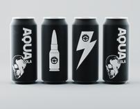 Aqua Cola Rebrand