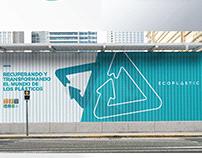 Ecoplastic · Branding