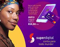 Superdigital :: Conta Superdigital