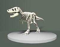 Blender: Tyrannosaurus Rex