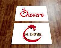 El Chevere Polleria-Logo Design