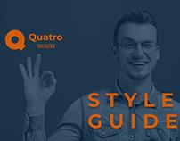 Quatro - Branding Style Guide