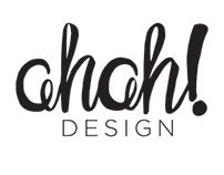 AHAH Design Logo Creation
