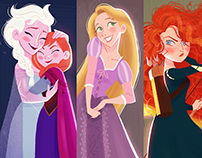 Disney Princess - Inspirational Quotes