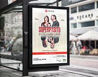 Superpasito - Obra Teatro Nacional