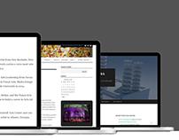 Web & Social Showcase
