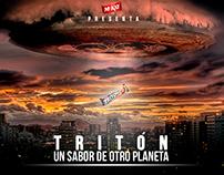 TRITON | Un sabor de otro planeta