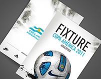 Copa America 2011 - Information Design