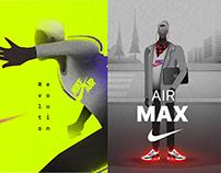 Nike Air Max Revolution