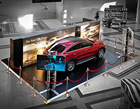 Mercedes GLE Coupe - Activation