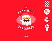 The Happiness Passenger - Coca-Cola.