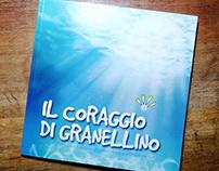 """Illustration for the tale """"Il Coraggio di Granellino"""""""