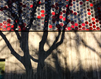 BARCELONA, TREE SHADOW