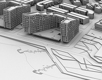 "Modelling of the ""White City"""
