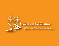 Wines and Chateaux - Brand Identity