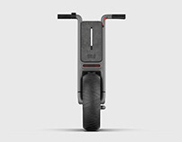 AIRA - A Sustainable Delivery Scooter