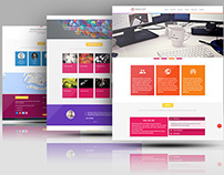 Manaraial - Responsive One Page Template