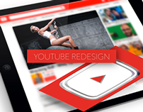 Youtube Redesign 2015