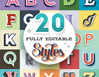 Type Illustration Toolkit