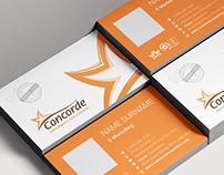 Concorde - Corporate identity