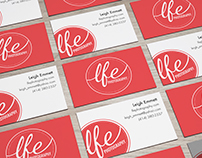 LFE Photography | Rebrand