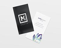 Brand Identity | Moxie San Diego