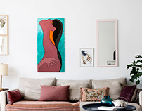Painting AMO for interior