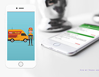 PickMyTrash - Agent Mobile Application