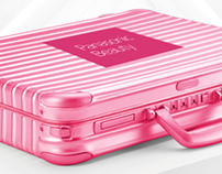 Panasonic Beauty Brand Campaign - 漂亮的拿下