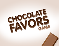 Chocolate Favors Game