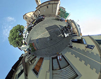 Italy is a Tiny Planet