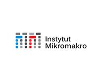 Instytut MikroMakro - corporate design