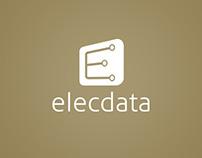 Electdata Logo Concept