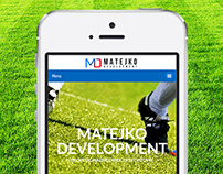 Matejko Development / web & mobile design